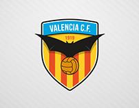 Valencia FC -Rebrand-