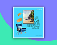 Monde Art - Reasons to Buy Art - Motion Graphic