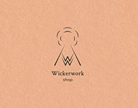 Logo of wickerwork shop