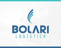Projeto Rebranding Bolari Logística