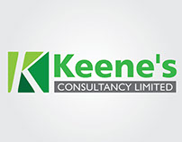Keene's Logo Design