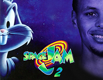 Space Jam 2 : Stephen Curry