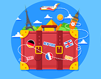 TRAVEL | vector collection