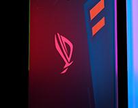 Rog Phone 3D