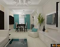 Proiecte design interior case moderne