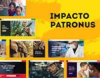 Impacto Patronus | Petitions & Social Activism WP Theme