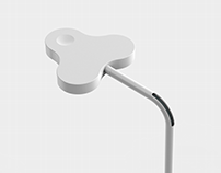 Clover LED Lamp