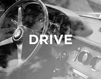 DRIVE / Graphisme
