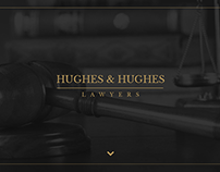 Lawyers new brand and web design