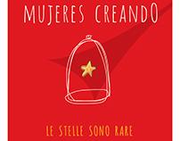 Progetto Cover CD Musicale Mujeres Creando 2017
