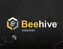 Beehive Industries Branding