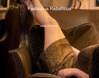 Fashion is Rebellious