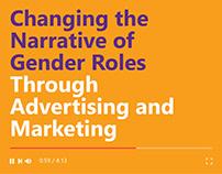 Gender Bias in Marketing and Advertising
