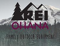 REI Ohana: Family Outdoor Equipment