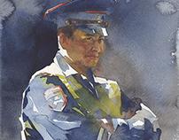 """""""Policeman"""""""