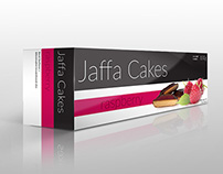 Jaffa cakes - packaging design