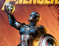 Captain America: Civil War (color)