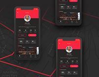 Rider Profile Page