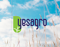 Complete Branding for Startup in Agricultural Area