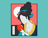 Astro Geishas