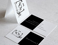 V 3. Logo and business card