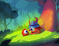 Merge Monster #Game Art