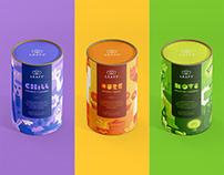 Leafy® Tea Packaging