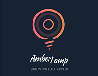 Amber Lamp Logo and some brand marks