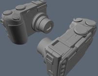 nikon coolpix 3d model