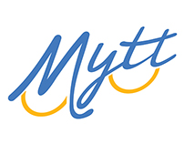 MYTT cycling LOGO DESIGN