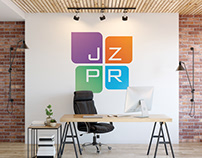 JZ-PR Logo and Collaterals
