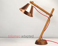 Tolomeo adapted