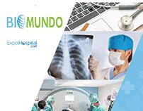 Stand Biomundo, Expo Hospital 2017 Espacio Riesco