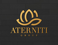 Aterniti Group - Identity Design & Branding