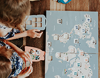 Little Voyagers || Board Game