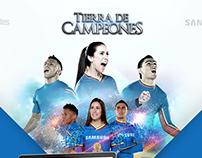 Samsung Tierra de Campeones