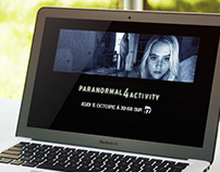 Paranormal activity saga (D17.tv)