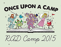 Once Upon A Camp for RAD Camp OC