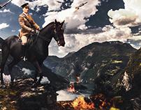 The Great Victory / Büyük Zafer - Mustafa Kemal Atatürk