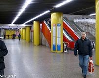 2012-11 München U-Bahn
