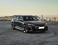 Audi e-tron Avant RS