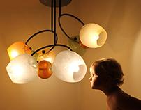 """Good mood"" lamp"