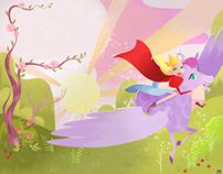 Un unicornio, es un Unicornio, Algar Editorial