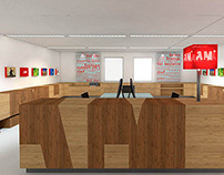 AM HEAD OFFICE INTERIOR CONCEPT