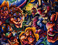 CRAZY PAINTINGS