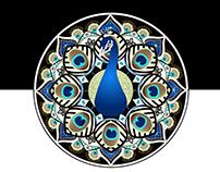 Mandala - Peacock Inspiration