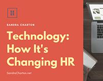 Sandra Charton   Technology and HR