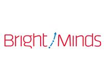 BrightMinds - branding in progress