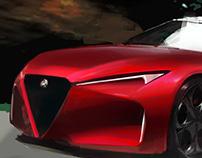 Alfa Romeo Hatchback Concept