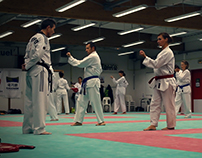 Taekwondo - Entre sport et art martial / Reportage